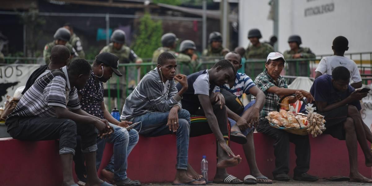 Trabas a migrantes en México bloquean 35 mil solicitudes de asilo: ONU