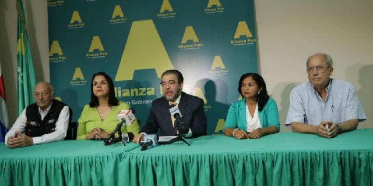 Alianza País evitará la candidatura Danilo 2024