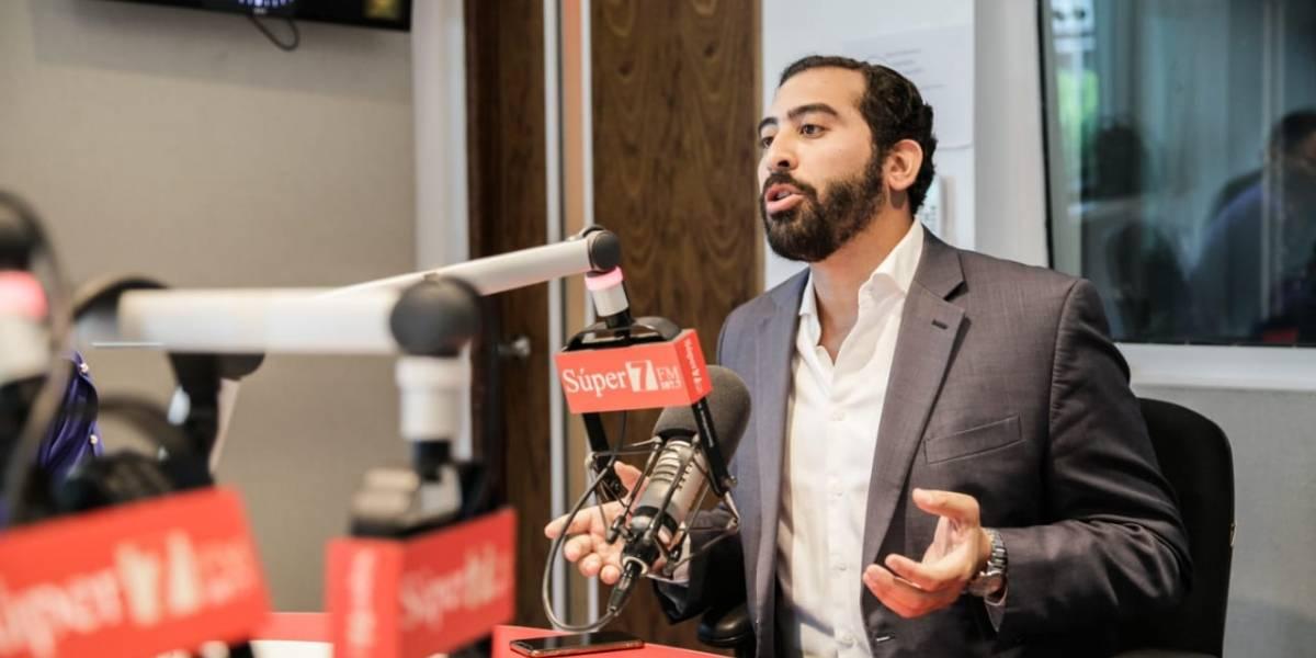 """Andrés Alma: """"La seguridad ciudadana es responsabilidad de todos"""""""
