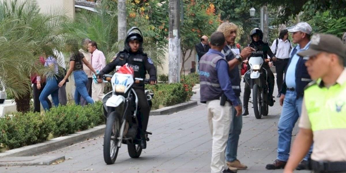 Amenaza de bomba en la Universidad de Guayaquil