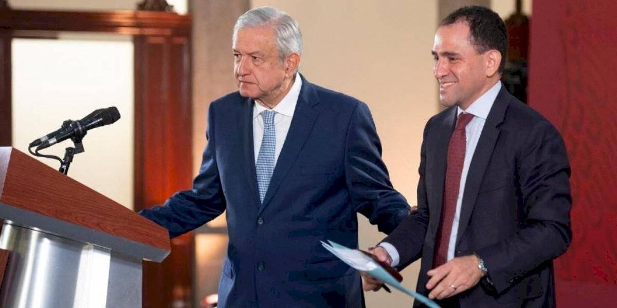 Ya no se va el dinero del presupuesto por el caño de la corrupción: AMLO