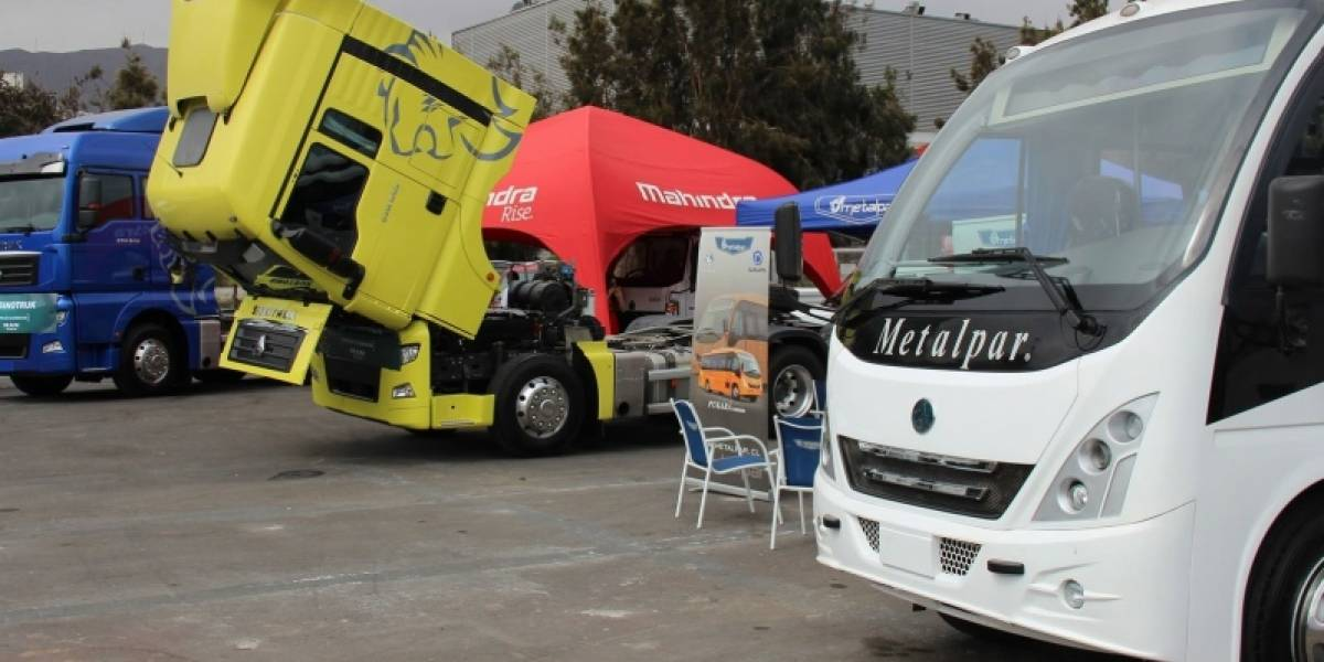 La Feria Regional del Transporte se mueve a Concepción