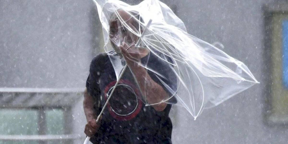 Tifón Faxai deja un muerto en Japón