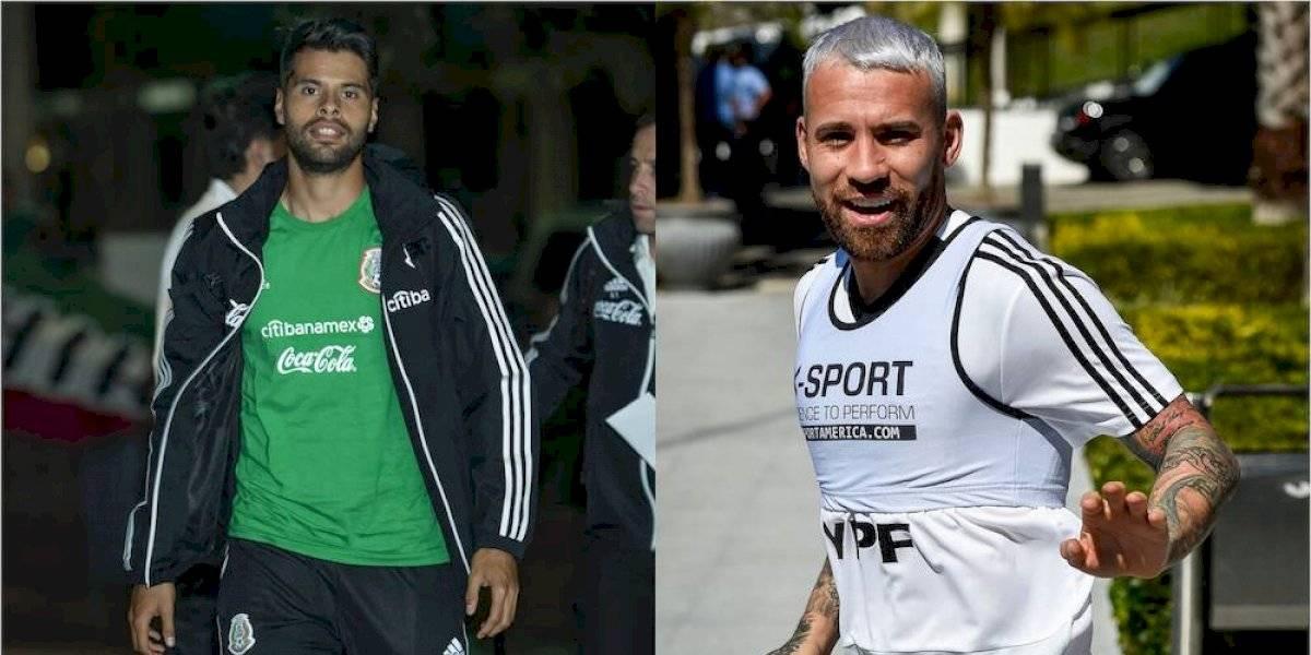 ¿Néstor Araujo es mejor que Nicolás Otamendi?