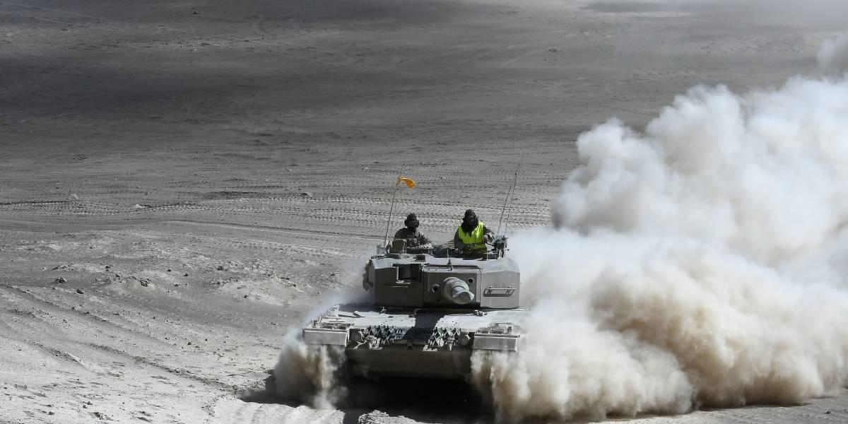 """Ejército dio de baja a 14 militares por """"rito de iniciación"""" en Antofagasta"""