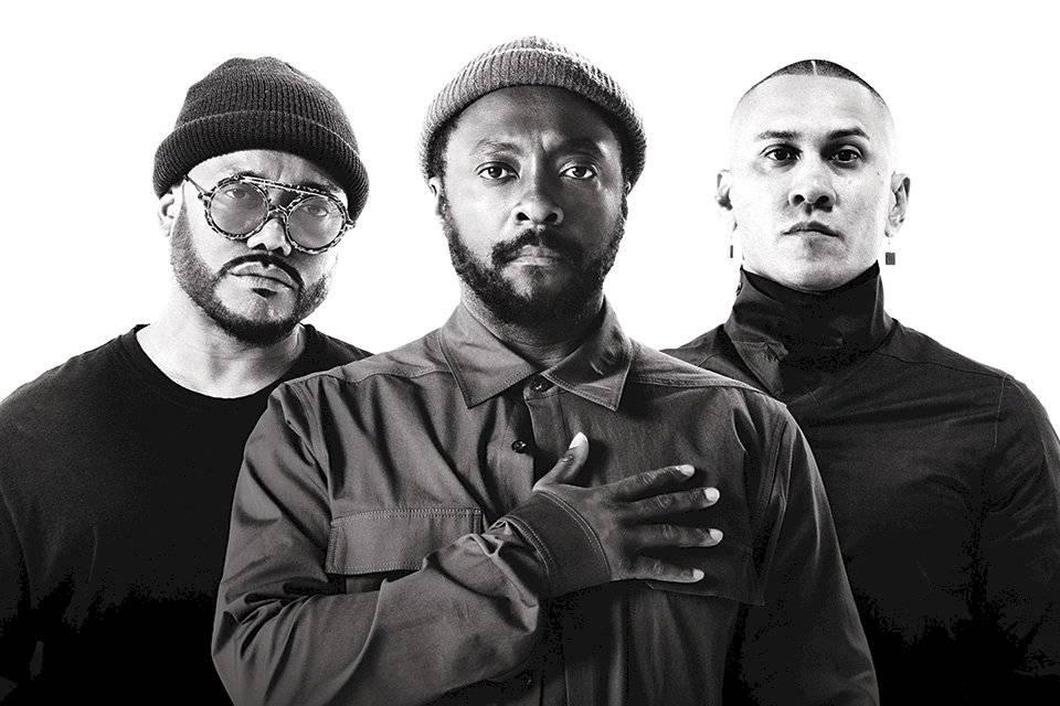 4 de outubro: Black Eyed Peas   Divulgação