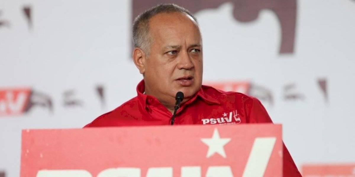 """""""No nos va a quitar el sueño"""" : Así desafió el """"número dos"""" de Venezuela a Michelle Bachelet tras dar a conocer demoledor informe"""