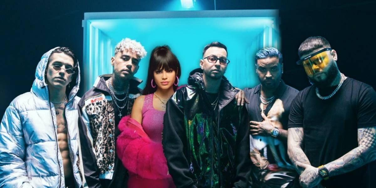 Justin Quiles lanza el remix de su canción 'DJ no pare'