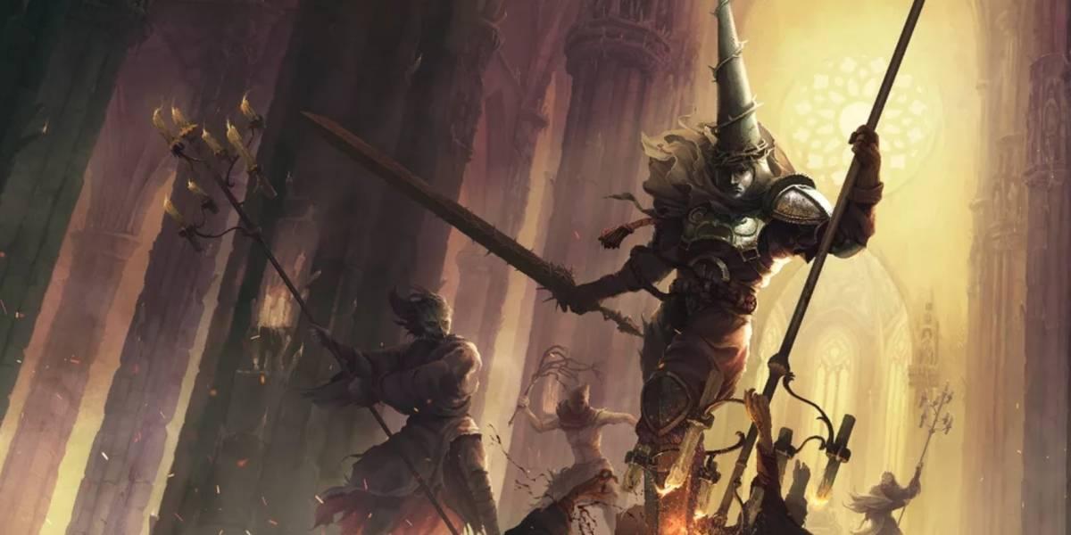 Game Blasphemous será lançado para seis plataformas amanhã (10)