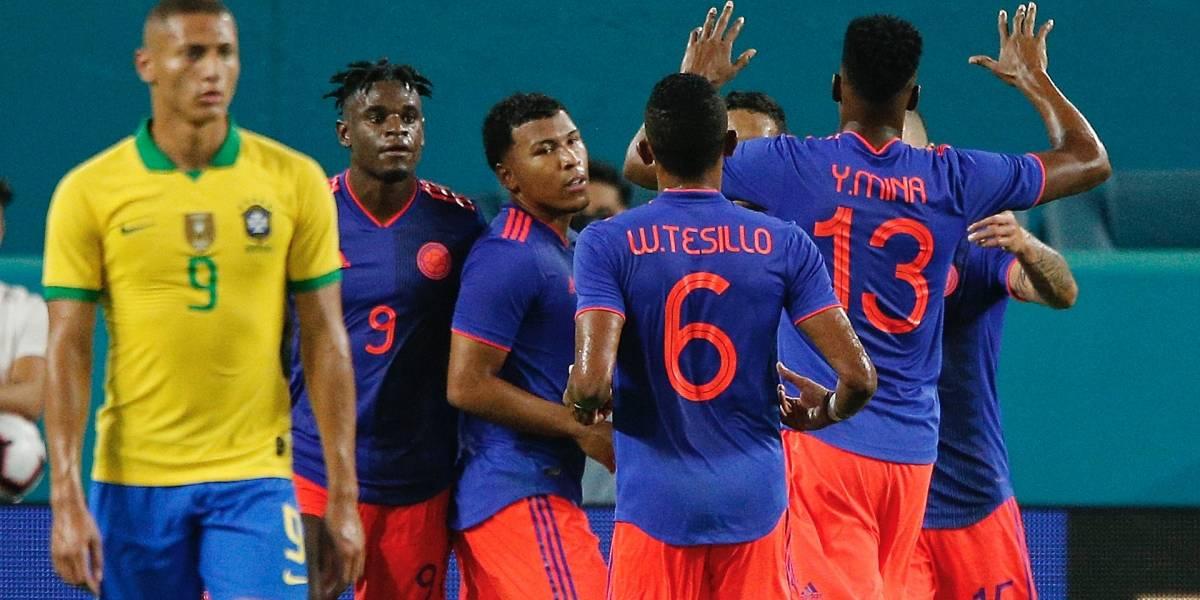 ¿Cuándo y a qué hora juega Colombia contra Venezuela en partido amistoso por fecha Fifa?