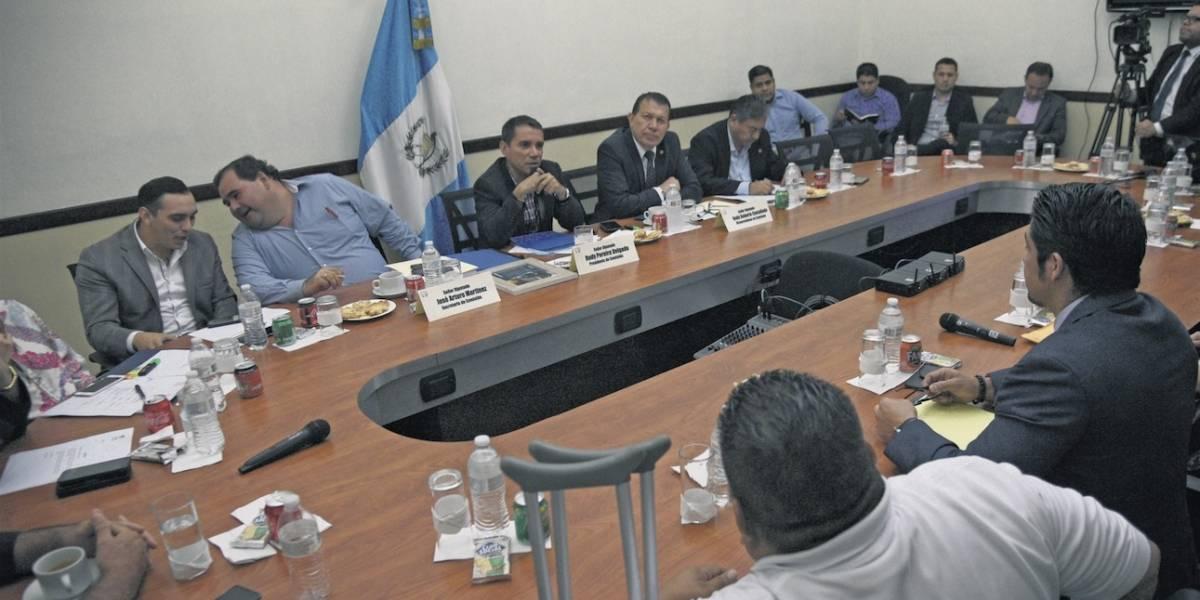 Empiezan peticiones de más recursos en comisión de Finanzas
