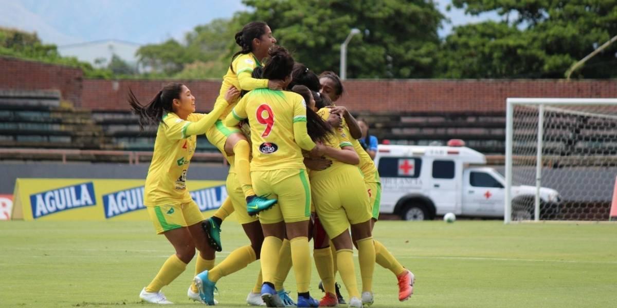 ¡La Liga Águila Femenina busca finalistas! Huila y América picaron en punta
