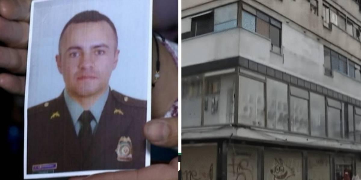 Las horas previas al asesinato del patrullero Guevara