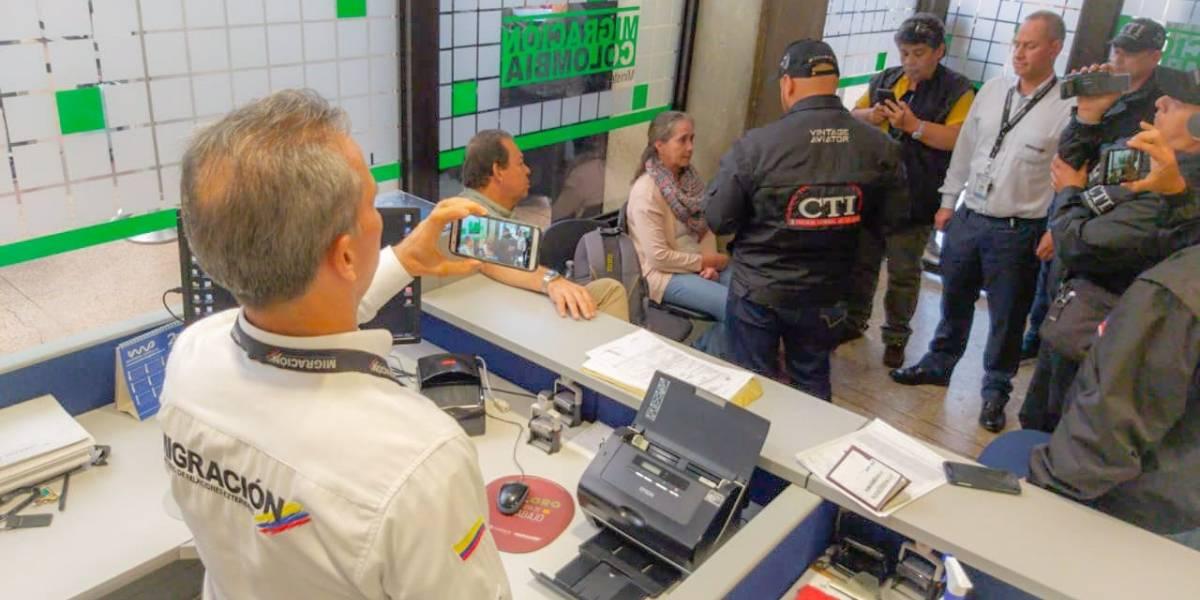 Detienen en el Aeropuerto José María Córdova al subcontralor de Antioquia