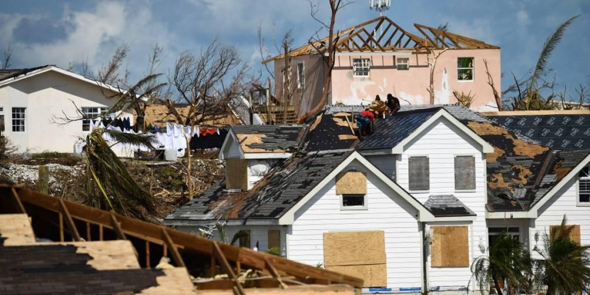 Sube cifra de muertos por paso del huracán Dorian por Bahamas