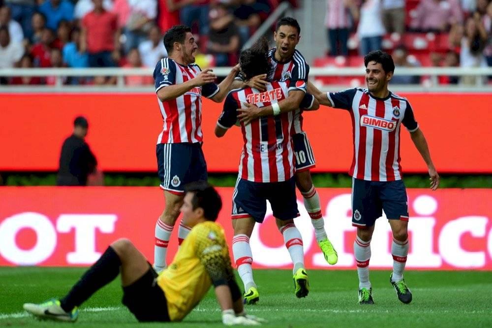 Torneo Apertura 2013 / Jornada 12 / Chivas 1-1 Atlas | MEXSPORT