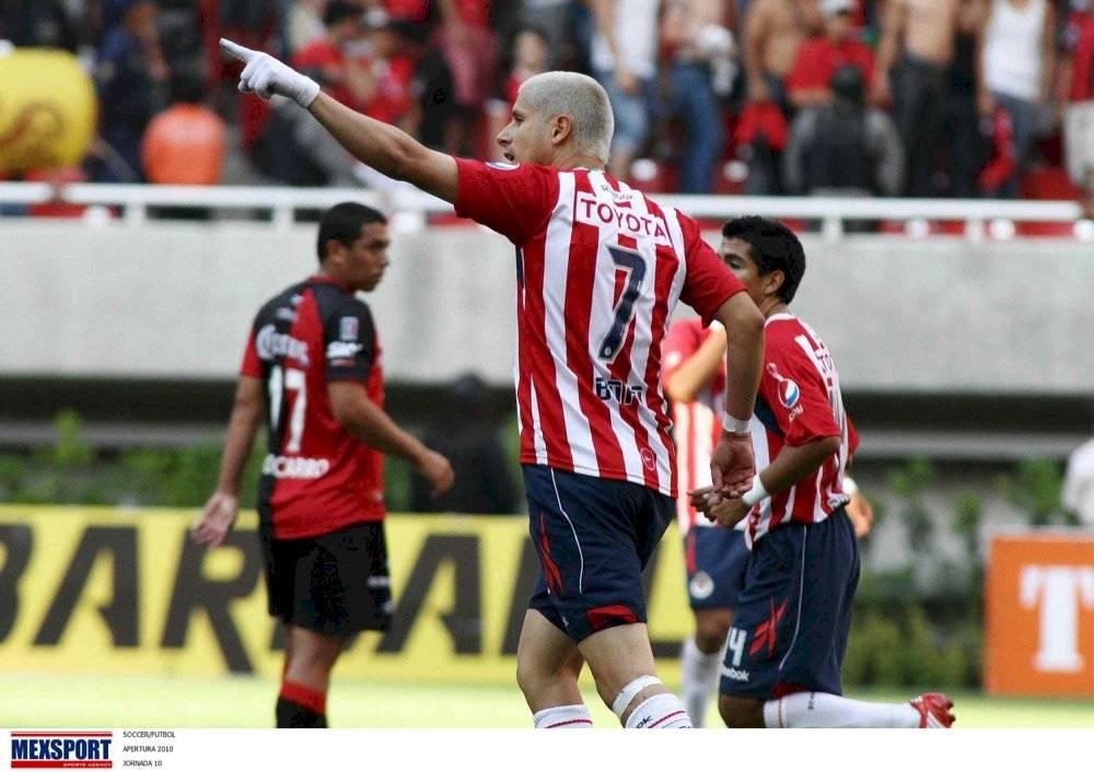 Torneo Apertura 2010 / Jornada 10 / Chivas 2-2 Atlas | MEXSPORT