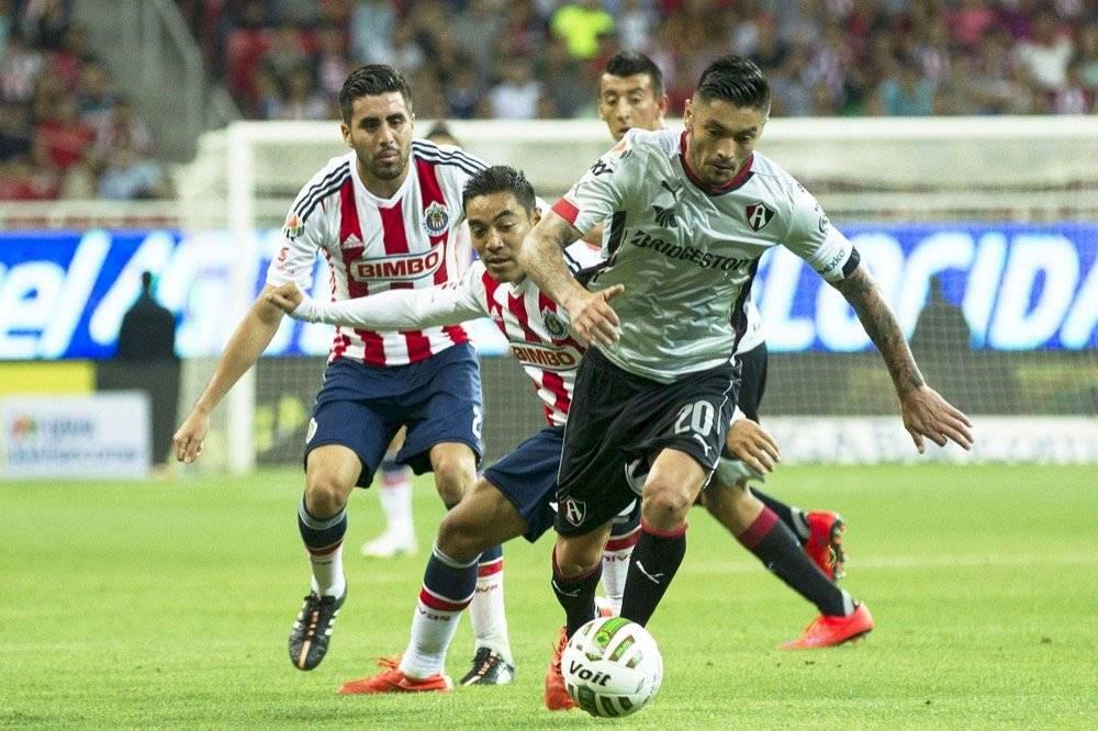 Torneo Clausura 2015 / Cuartos de Final / Chivas 0-0 Atlas | MEXSPORT