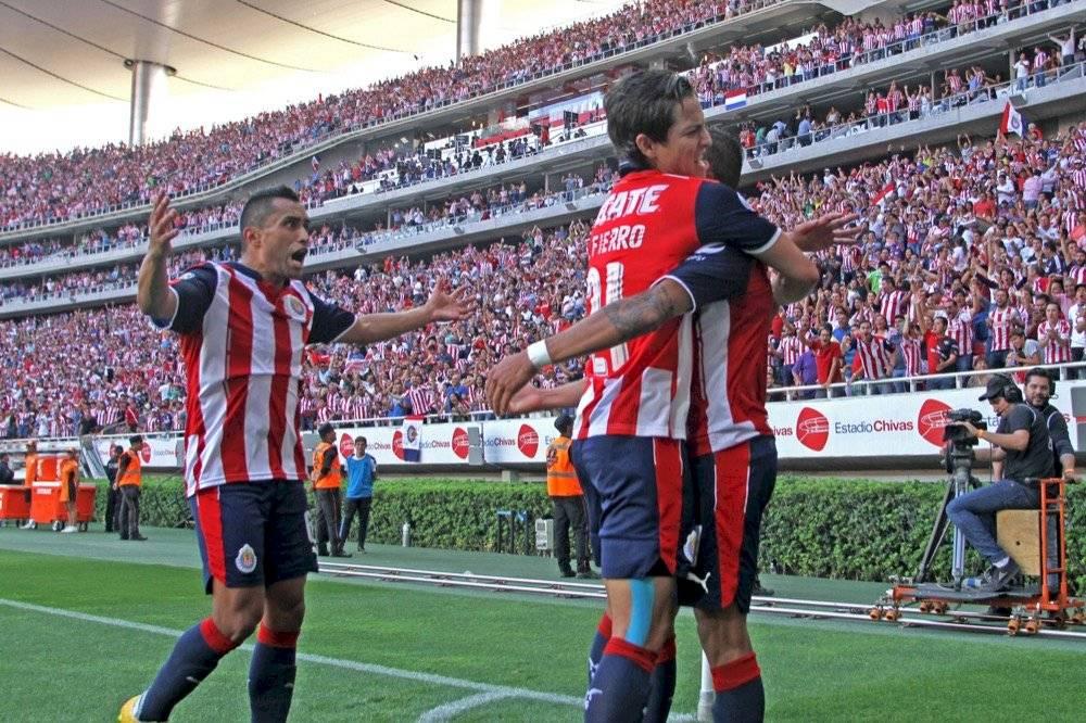 Torneo Clausura 2017 / Cuartos de Final / Chivas 1-0 Atlas | MEXSPORT