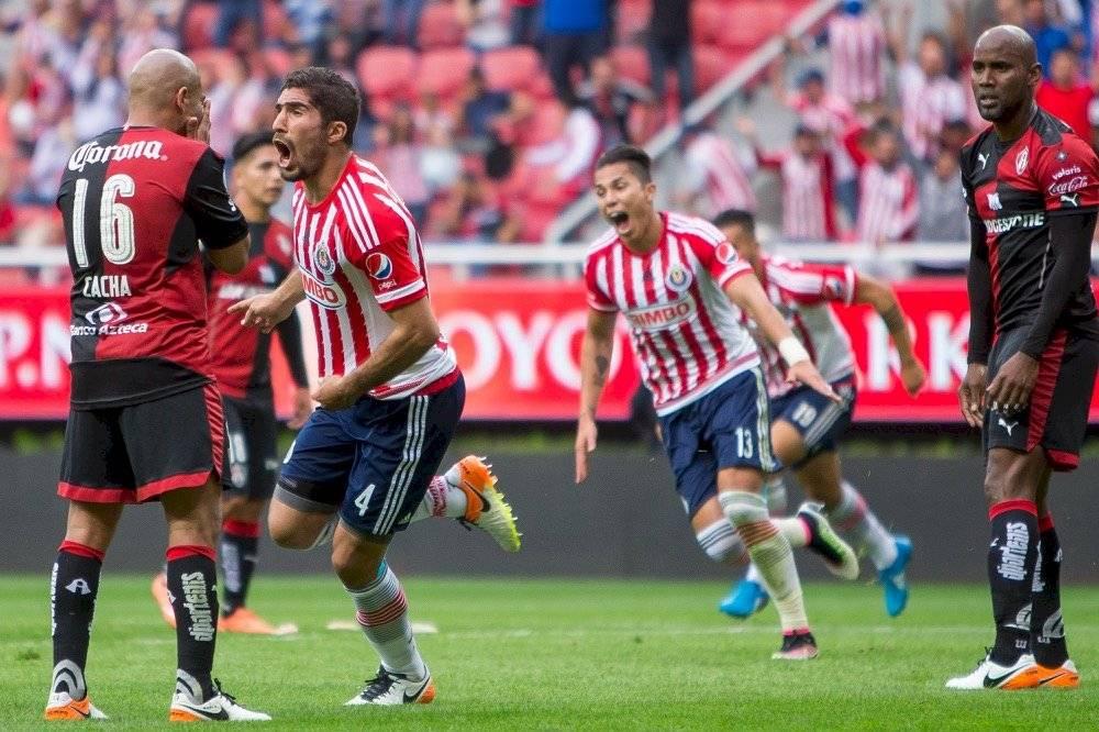 Torneo Clausura 2016 / Jornada 14 / Chivas 1-0 Atlas | MEXSPORT