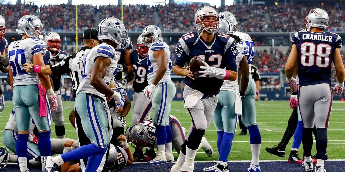 Los 10 partidos imperdibles de la temporada de la NFL