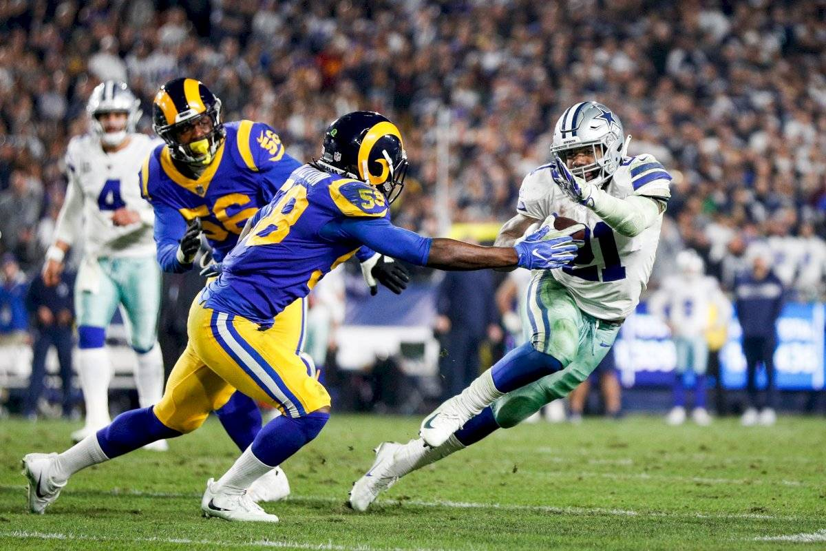 Rams vs Cowboys