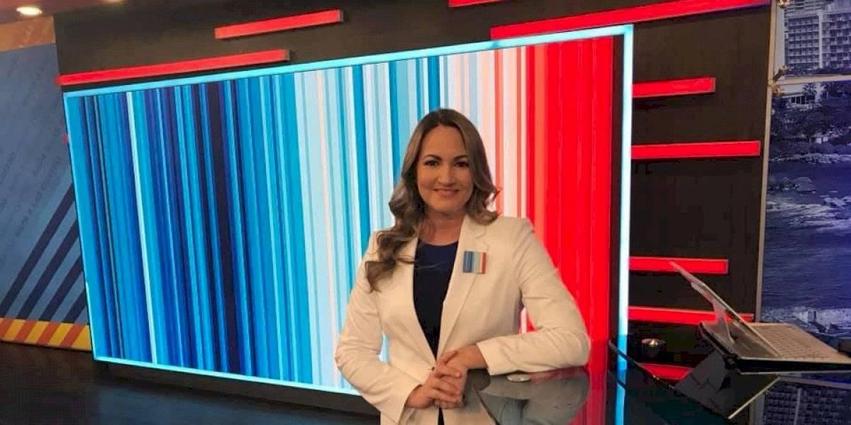 Deborah Martorell abandona Wapa televisión