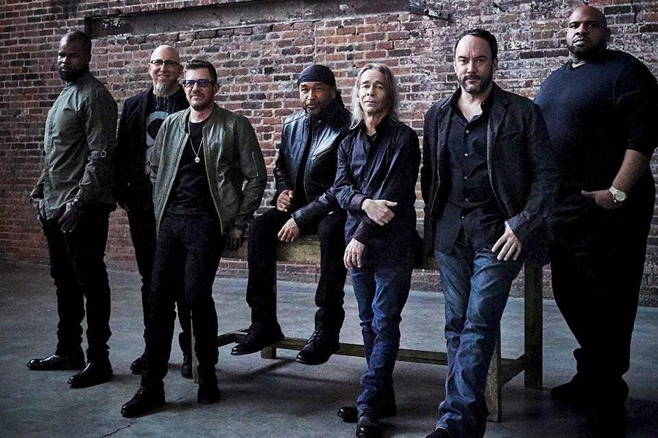 27 de setembro: Dave Matthews Band   Divulgação