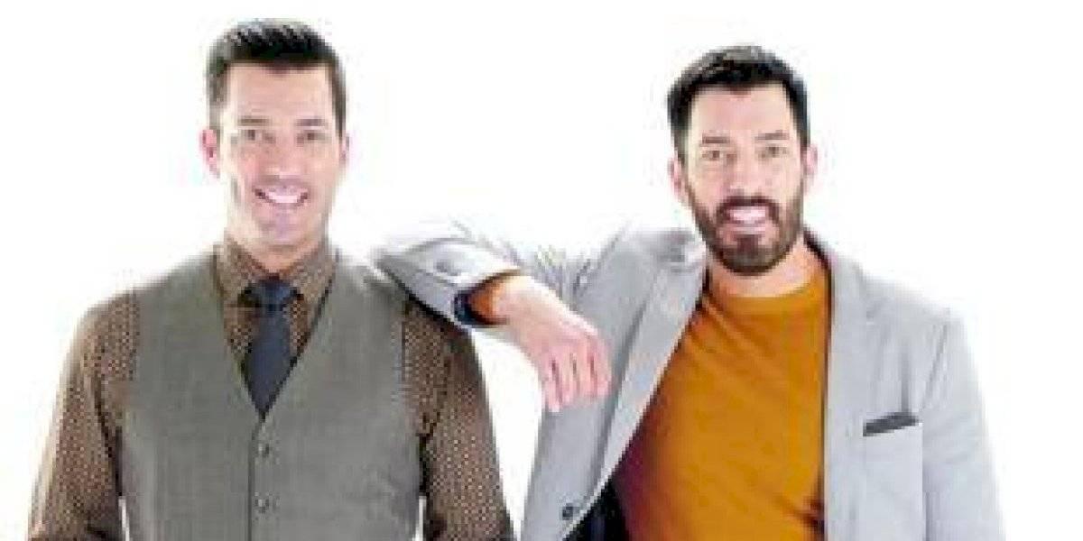 Drew y Jonathan Scott, los magos de la transformación y decoración de hogares