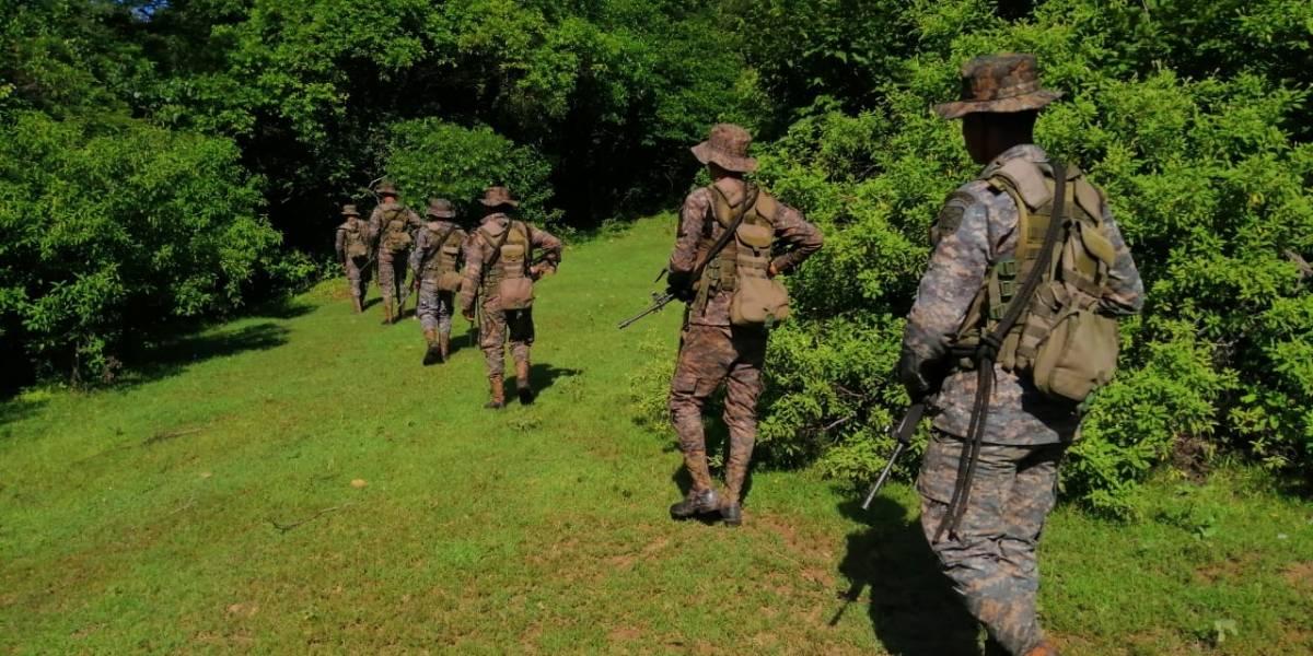 Despliegan elementos del Ejército en Sololá por estado de Sitio