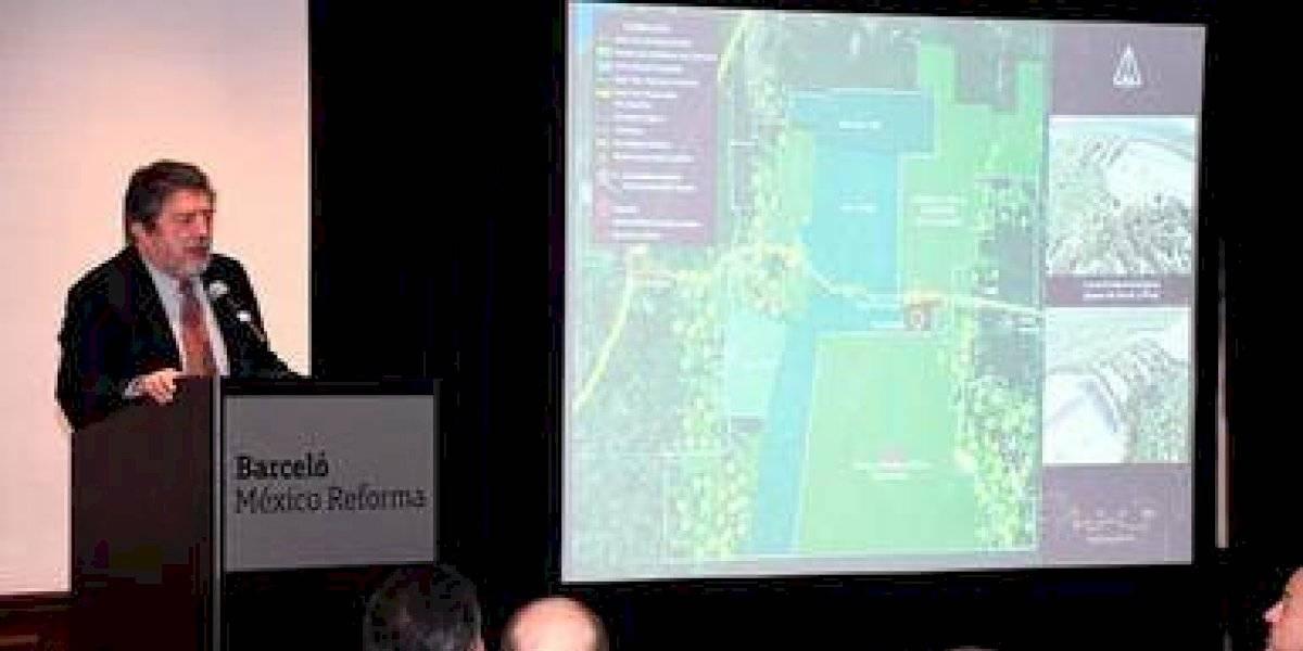 Presenta Fonatur proyecto del Tren Maya en la Camescom