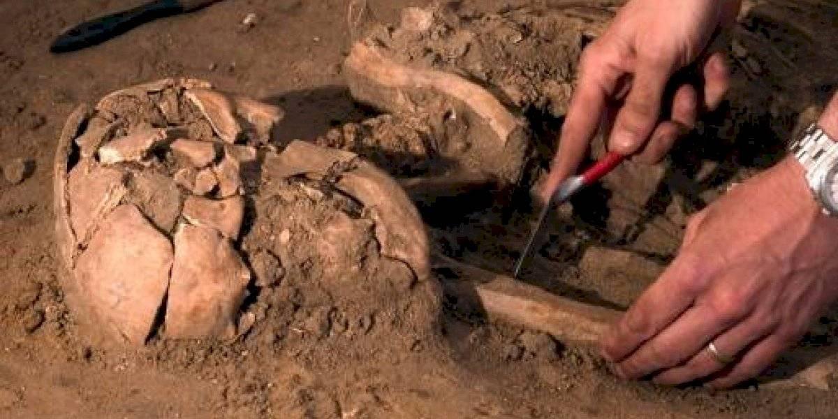 """Sorprendente hallazgo: encuentran """"iPhone"""" de más de 2 mil años de antigüedad en una tumba de la Atlántida rusa"""