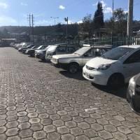 Vehículos retenidos por 'Hoy no Circula'