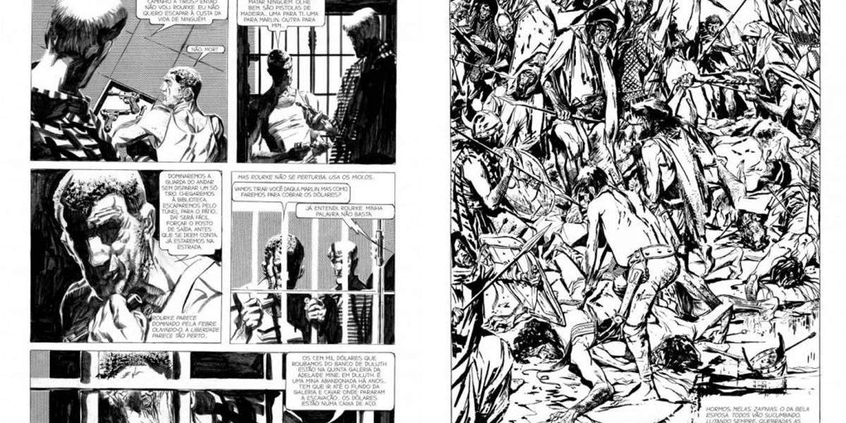 Mort Cinder: Clássico das graphic novels é favorito no HQ Mix