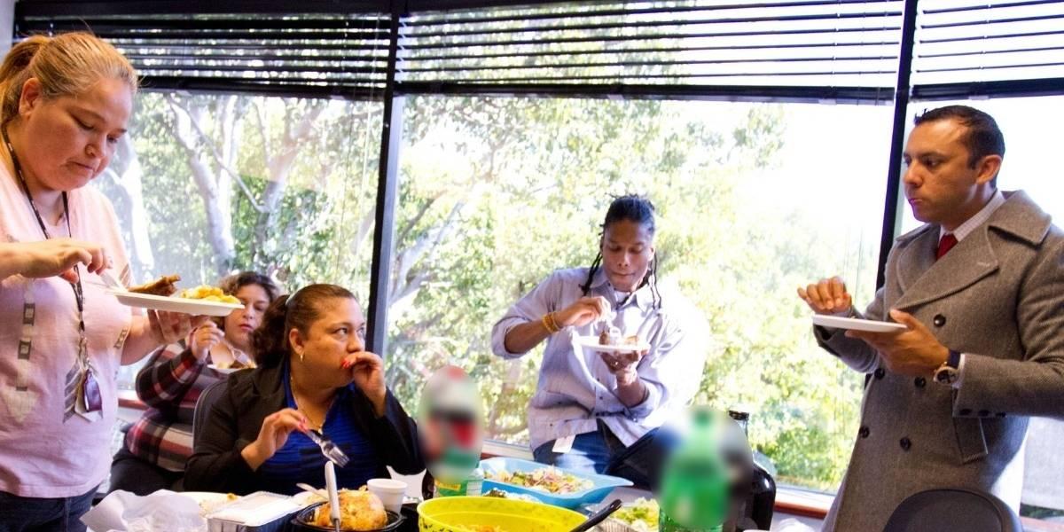 Arroz con pollo intoxicó a más de 60 personas que se encontraban celebrando