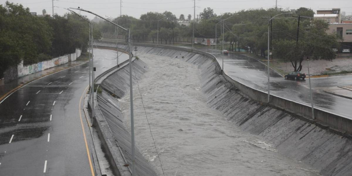 Alertan por lluvias para este miércoles en NL