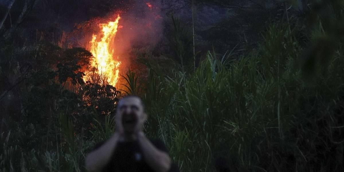 Cerca de 200 incendios de cobertura vegetal se han registrado en el Valle de Aburrá