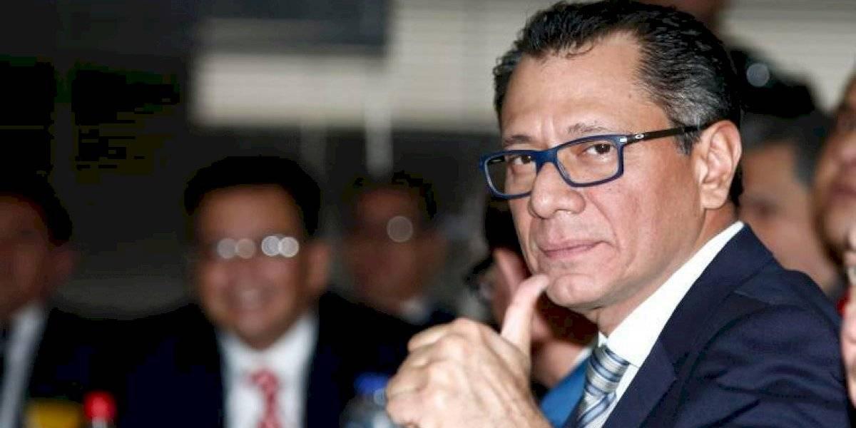 CIDH concedió medidas cautelares a favor de Jorge Glas