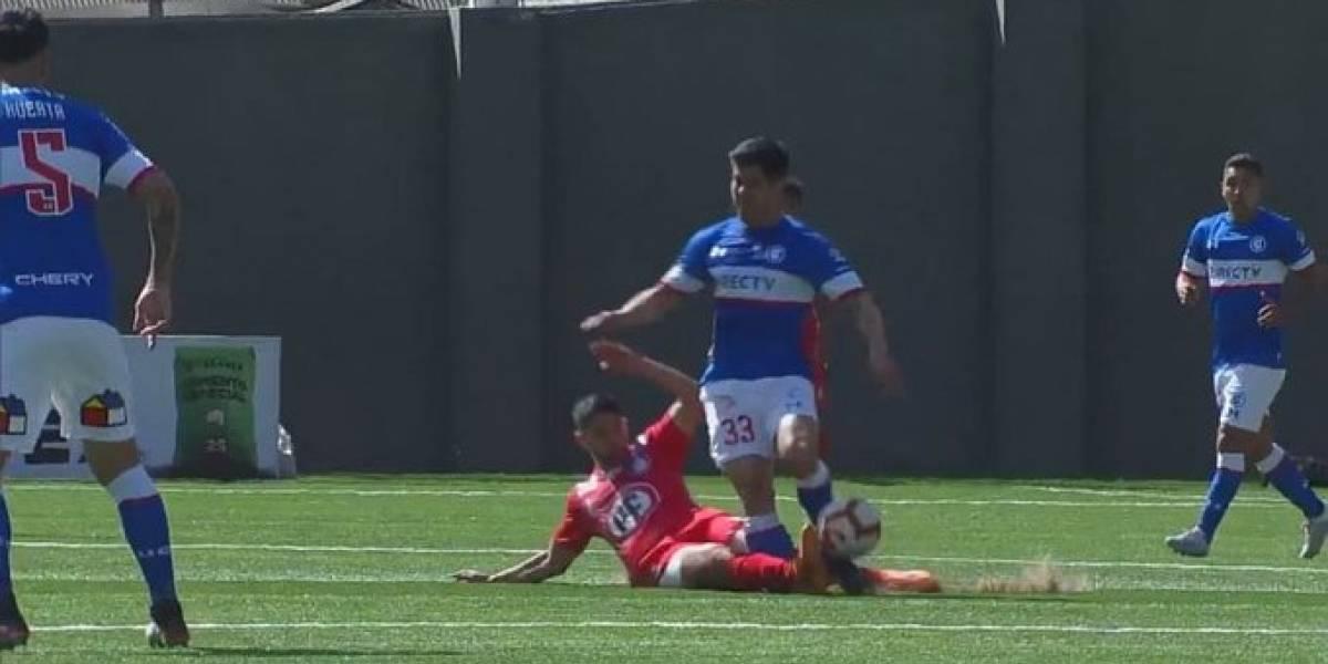 VIDEO. La espeluznante lesión de Francisco Silva en el futbol chileno