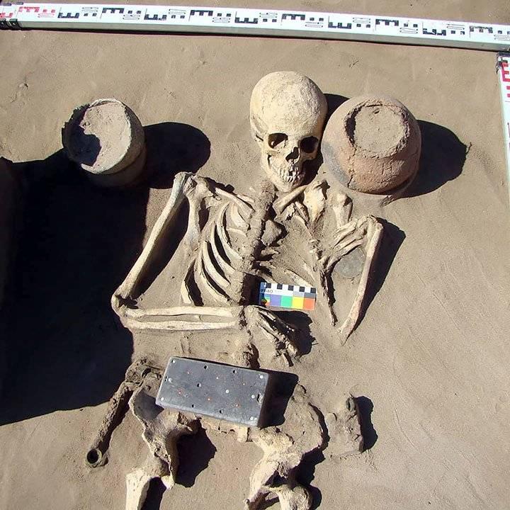 Inexplicable: arqueólogos encuentran