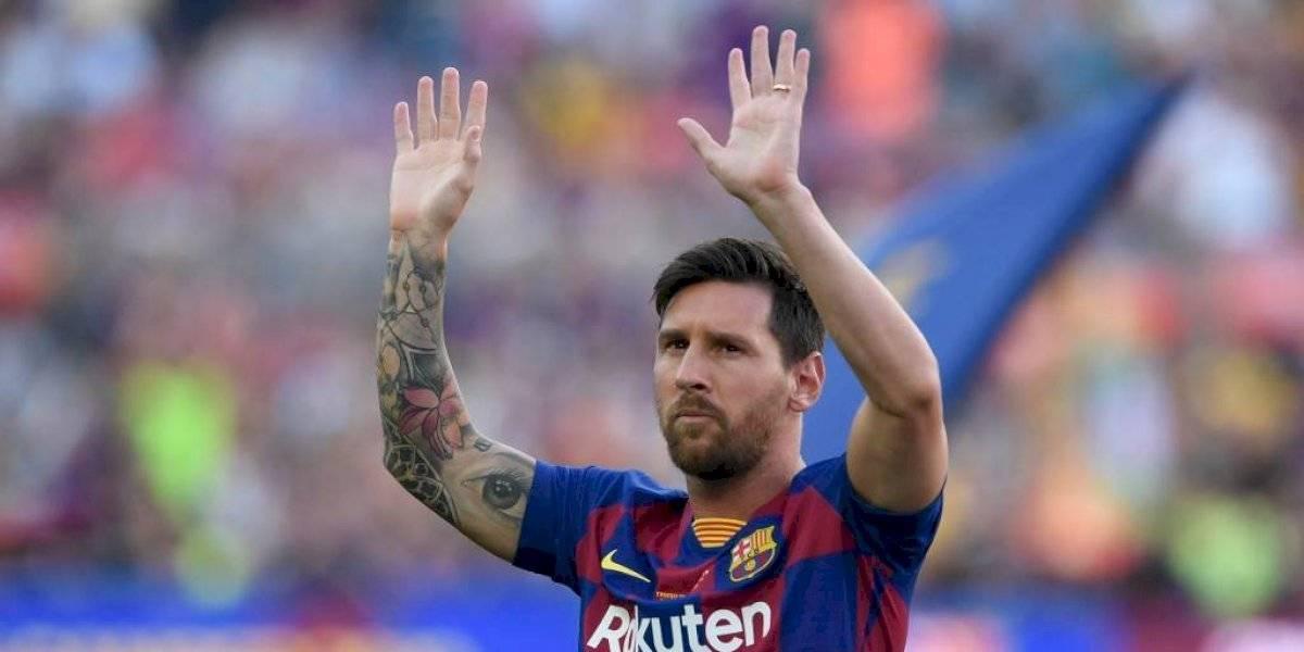 Afirman que Messi jugará en esta liga tras salir del Barcelona
