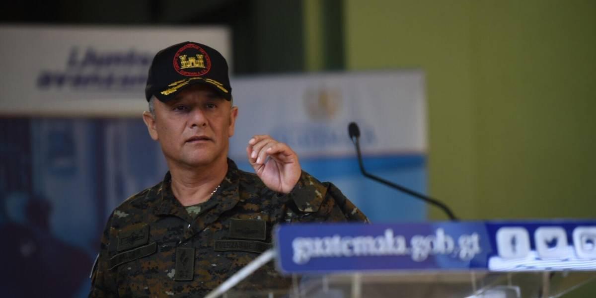 Ejército desconoce a cuál cartel se enfrenta en el estado de Sitio