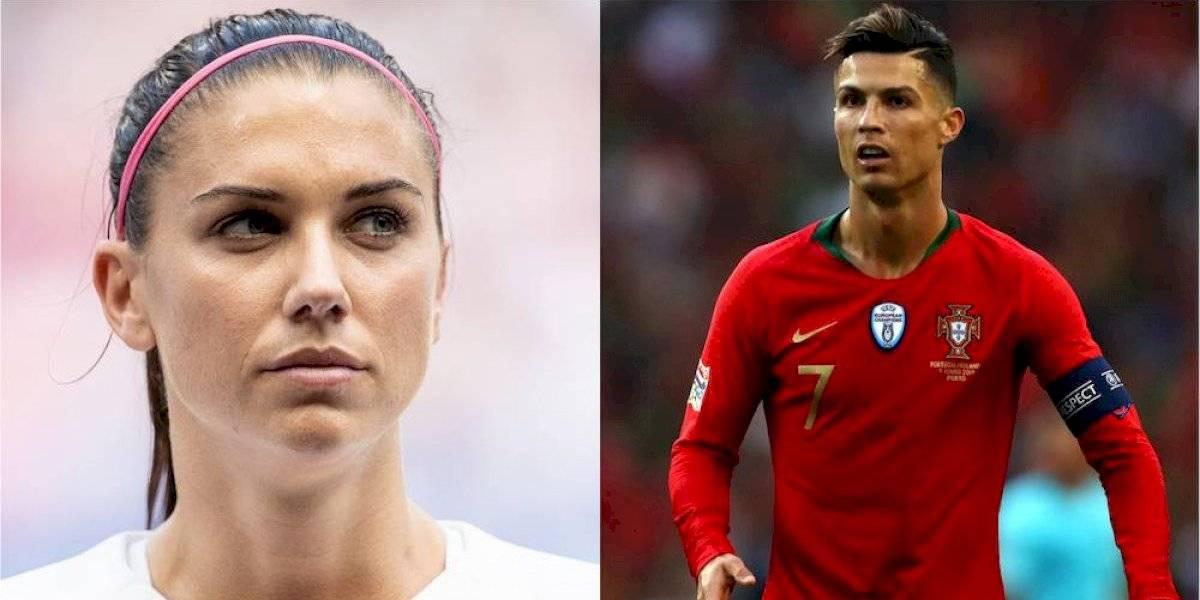 Una cosa es el Cristiano Ronaldo como futbolista y otra, como persona