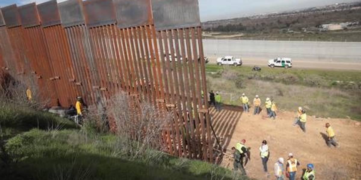 ¿De dónde sale el dinero para el muro fronterizo?