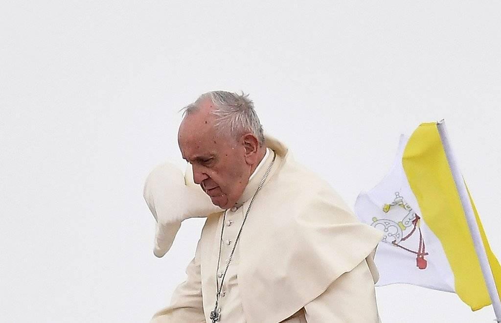 Papa Francisco en Mauricio