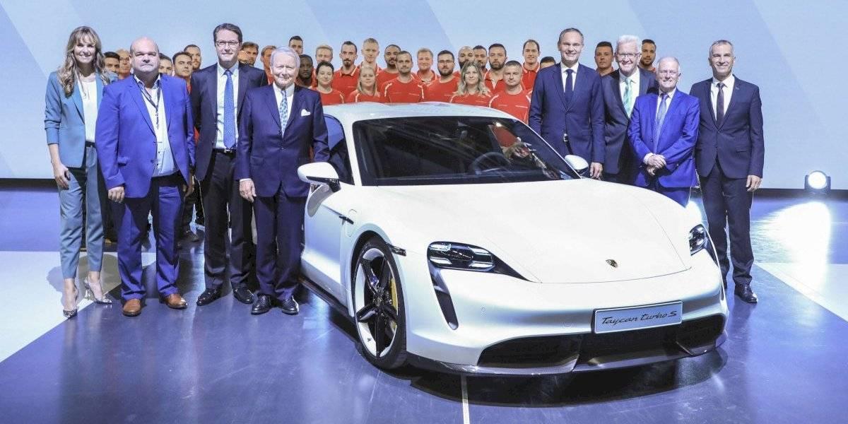 Conoce la estrategia de medio ambiente detrás de Porsche Taycan