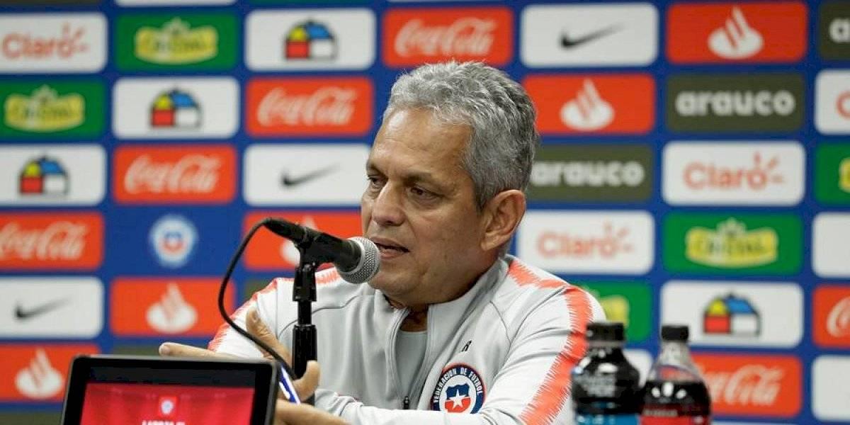 Así vivimos la conferencia de prensa de Reinaldo Rueda previo al encuentro amistoso ante Honduras