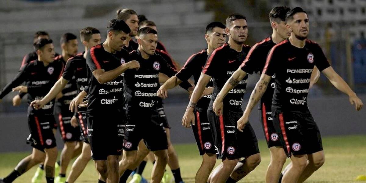 Jean Meneses y Christian Bravo podrían ser las dos grandes novedades de Chile ante Honduras
