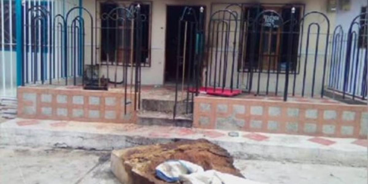 ¡Indignante! Hombre intentó incendiar una casa con siete niños adentro