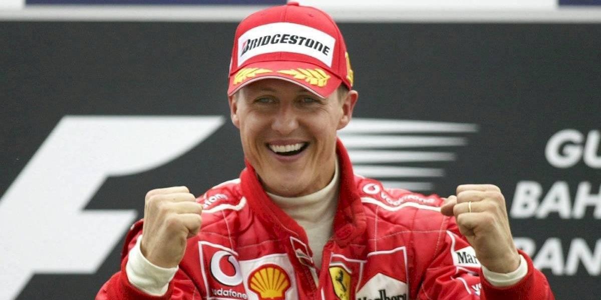 Schumacher fue trasladado a París para recibir un tratamiento secreto